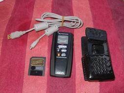 Olympus Puma Digital Voice Recorder-Police Special w/Holster