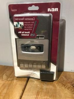 RCA Personal Portable Cassette Recorder & Player RP3503 New!