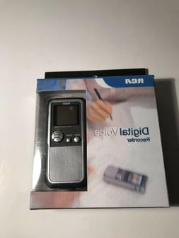 RCA RP5022 Handheld Digital Voice Recorder NEW Sealed