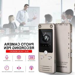 S10 Digital Voice Recorder with Playback for Lectures Meetin