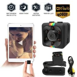 SQ11 COP CAM Security Camera HD Motion Detection 32GB Card N