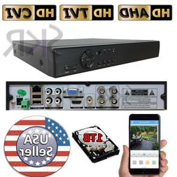 By RedTagCanada Standalone 4CH CHANNEL Full 720P 960H CCTV D