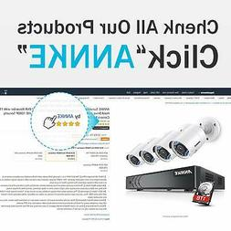 ANNKE Surveillance Camera System 8CH 3MP CCTV DVR Recorder w