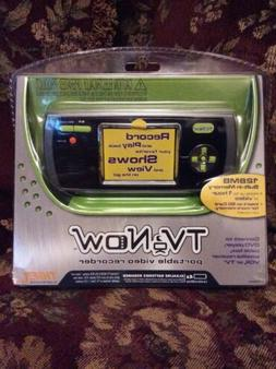 New Sealed TV Now Portable Video Recorder, Record/Play Your