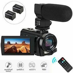 Video Camera Camcorder,Actinow Digital Camera Recorder with