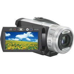 VINTAGE SONY HDR-SR1E DIGITAL HD-VIDEO CAMERA RECORDER BLACK