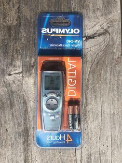 Olympus VN-240 Digital Voice Recorder New 141722 Hand Held-