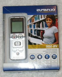 Olympus VN-5000 Handheld Digital Voice Recorder in Box