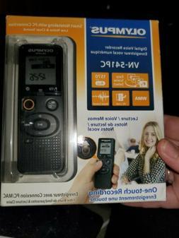 Olympus VN-541PC 4GB Digital Voice Recorder - Black Brand ne