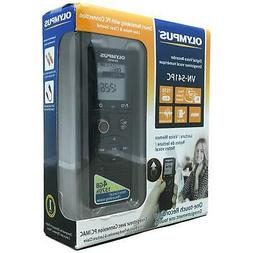 Olympus VN-541PC With PC Link 4GB Digital Voice Recorder Bla