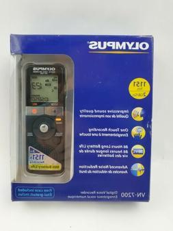 Olympus VN-7200 Digital Voice Recorder sealed package damage
