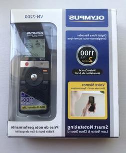 vn 7200 digital voice recorder