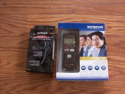 voice recorder with tie clip microphone new