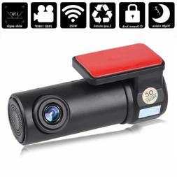 WIFI HD Hidden Car DVR Camera Video Driving Recorder Dash Ca