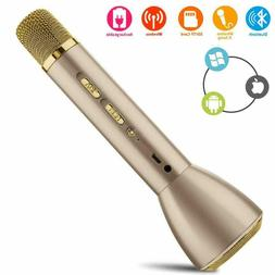 Wireless Bluetooth Karaoke Microphone For Kids Home Party Sp