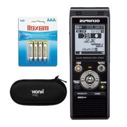 Olympus WS-853 Digital Voice Recorder  with Hard-Case Bundle